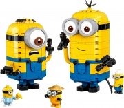 LEGO 75551 - LEGO MINIONS - Brick built Minions and their Lair