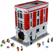 LEGO 75827 - LEGO EXCLUSIVES - Firehouse Headquarters