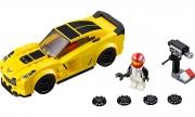 LEGO 75870 - LEGO SPEED CHAMPIONS - Chevrolet Corvette Z06