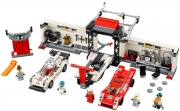 LEGO 75876 - LEGO SPEED CHAMPIONS - Porsche 919 Hybrid and 917K Pit Lane