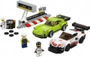 LEGO 75888 - LEGO SPEED CHAMPIONS - Porsche 911 RSR and 911 Turbo 3.0