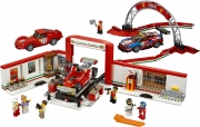 LEGO 75889 - LEGO SPEED CHAMPIONS - Ferrari Ultimate Garage