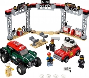 LEGO 75894 - LEGO SPEED CHAMPIONS - 1967 Mini Cooper S Rally and 2018 MINI John Cooper Works Buggy