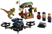 LEGO 75934 - LEGO JURASSIC WORLD - Dilophosaurus on the Loose