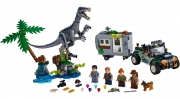 LEGO 75935 - LEGO JURASSIC WORLD - Baryonyx Face Off: The Treasure Hunt