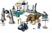 LEGO 75937 - LEGO JURASSIC WORLD - Triceratops Rampage