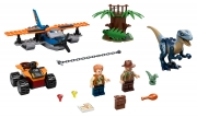 LEGO 75942 - LEGO JURASSIC WORLD - Velociraptor: Biplane Rescue Mission