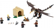LEGO 75946 - LEGO HARRY POTTER - Hungarian Horntail Triwizard Challenge