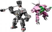 LEGO 75973 - LEGO OVERWATCH - D.Va & Reinhardt