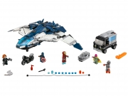 LEGO 76032 - LEGO MARVEL SUPER HEROES - The Avengers Quinjet Chase
