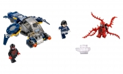 LEGO 76036 - LEGO MARVEL SUPER HEROES - Carnage's Shield Sky Attack