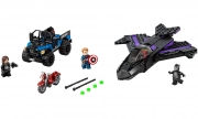 LEGO 76047 - LEGO MARVEL SUPER HEROES - Black Panther Pursuit