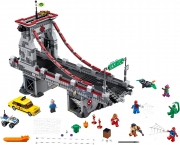 LEGO 76057 - LEGO MARVEL SUPER HEROES - Spider Man: Web Warriors Ultimate Bridge