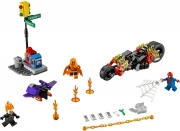 LEGO 76058 - LEGO MARVEL - Spider Man: Ghost Rider Team up