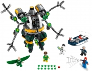 LEGO 76059 - LEGO MARVEL SUPER HEROES - Spider Man: Doc Ock's Tentacle Trap