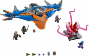 LEGO 76081 - LEGO MARVEL SUPER HEROES - The Milano vs. The Abilisk