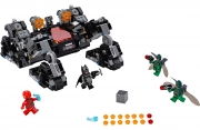 LEGO 76086 - LEGO DC COMICS SUPER HEROES - Knightcrawler Tunnel Attack