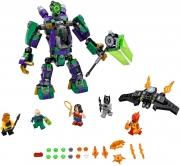LEGO 76097 - LEGO DC COMICS SUPER HEROES - Lex Luthor™ Mech Takedown