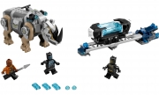 LEGO 76099 - LEGO MARVEL SUPER HEROES - Rhino Face Off by the Mine