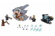 LEGO 76102 - LEGO MARVEL SUPER HEROES - Thor's Weapon Quest