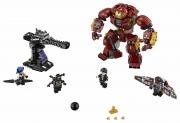 LEGO 76104 - LEGO MARVEL SUPER HEROES - The Hulkbuster Smash Up