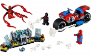 LEGO 76113 - LEGO MARVEL SUPER HEROES - Spider Man Bike Rescue