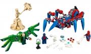 LEGO 76114 - LEGO MARVEL SUPER HEROES - Spider Man's Spider Crawler