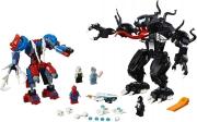 LEGO 76115 - LEGO MARVEL SUPER HEROES - Spider Mech vs. Venom