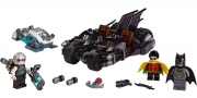 LEGO 76118 - LEGO DC COMICS SUPER HEROES - Mr. Freeze Batcycle Battle