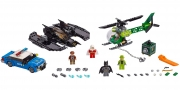 LEGO 76120 - LEGO DC COMICS SUPER HEROES - Batman Batwing and the Riddler Heist