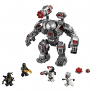 LEGO 76124 - LEGO MARVEL SUPER HEROES - War Machine Buster