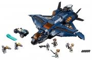 LEGO 76126 - LEGO MARVEL SUPER HEROES - Avengers Ultimate Quinjet