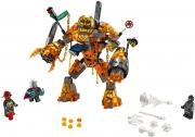 LEGO 76128 - LEGO MARVEL SUPER HEROES - Molten Man Battle