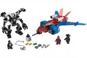 LEGO 76150 - LEGO MARVEL SUPER HEROES - Spiderjet vs. Venom Mech