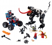 LEGO 76151 - LEGO MARVEL SUPER HEROES - Venomosaurus Ambush