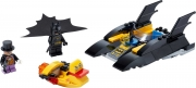 LEGO 76158 - LEGO DC COMICS SUPER HEROES - Batboat The Penguin Pursuit!