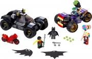 LEGO 76159 - LEGO DC COMICS SUPER HEROES - Joker's Trike Chase