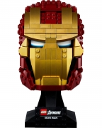 LEGO 76165 - LEGO MARVEL SUPER HEROES - Iron Man Bust