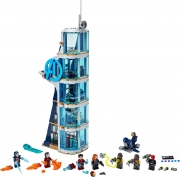 LEGO 76166 - LEGO MARVEL SUPER HEROES - Avengers Tower Battle