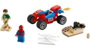 LEGO 76172 - LEGO MARVEL SUPER HEROES - Spider Man and Sandman Showdown