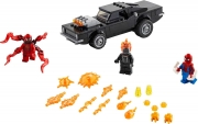 LEGO 76173 - LEGO MARVEL SUPER HEROES - Spider Man and Ghost Rider vs. Carnage