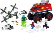LEGO 76174 - LEGO MARVEL SUPER HEROES - Spider Man's Monster Truck vs. Mysterio