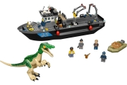 LEGO 76942 - LEGO JURASSIC WORLD - Baryonyx Dinosaur Boat Escape