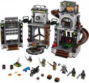 LEGO 79117 - LEGO NINJA TURTLES - Turtle Lair Invasion