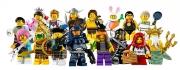 LEGO 8831 - LEGO MINIFIGURES - Minifigures Series 7