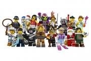 LEGO 8833 - LEGO MINIFIGURES - Minifigures Series 8
