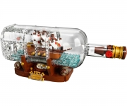 LEGO 92177 - LEGO EXCLUSIVES - Ship in a Bottle