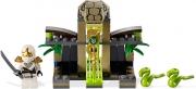 LEGO 9440 - LEGO NINJAGO - Venomari Shrine