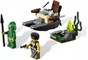 LEGO 9461 - LEGO MONSTER FIGHTERS - The Swamp Creature