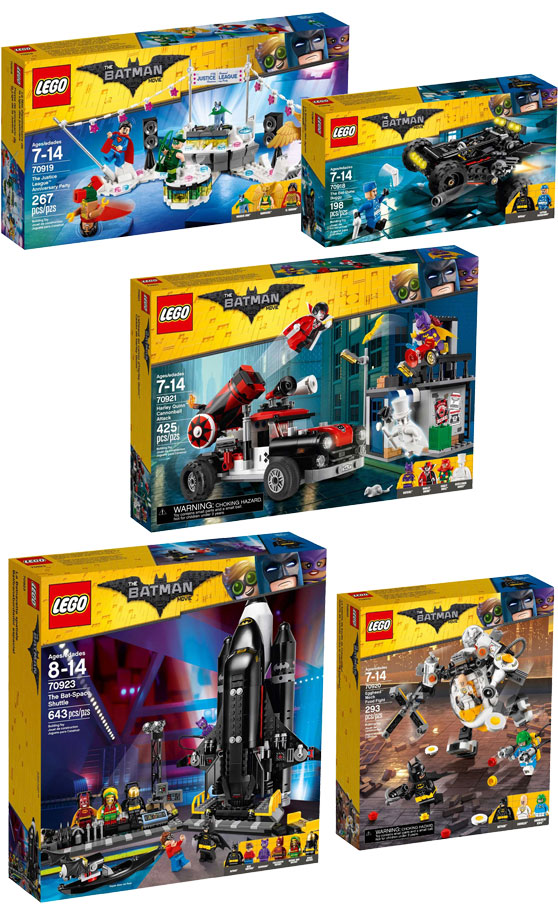 Toymania Online Lego Shop - ΝΕΑ ΣΕΤ LEGO THE BATMAN MOVIE 2018